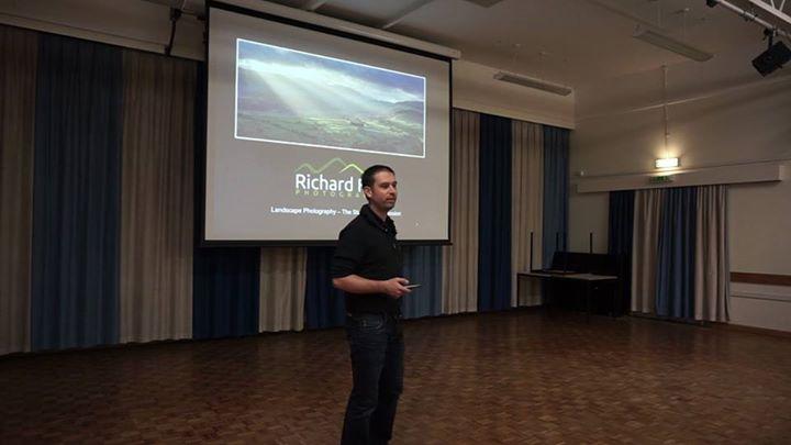 Newton Abbot Camera Club Lecture