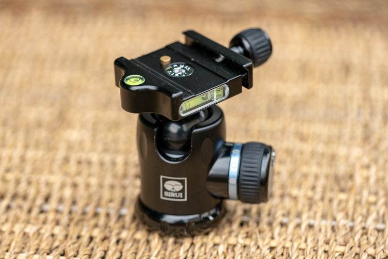 Figure - Sirui K10X Ball head